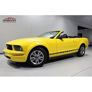 2005 Ford Mustang Convertible for sale 101030002